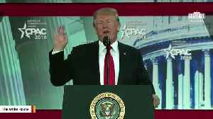 News video: Trump Slams Obama Over The Iran Deal