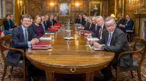 News video: UK Brexit cabinet 'united', but lingering questions remain