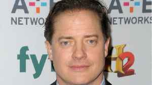 News video: Brendan Fraser Says He Was Sexually Assaulted