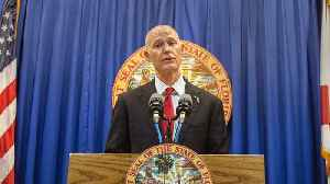 News video: Florida GOP Governor Proposes Tighter State Gun Laws