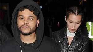 News video: The Weeknd And Bella Hadid Rumored To Be Trying To Make It Work Again