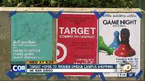News video: Target could be coming to UC San Diego campus