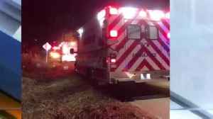 News video: Plane en route from Eagle Creek to Green Bay, Wisconsin, crashed Thursday night in Carroll County