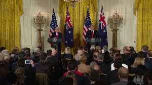 """News video: Australia's """"gun control very different to the United States"""": Turnbull"""