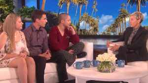 News video: Florida School Shooting Survivors Give Emotional Account of Tragedy on the Ellen Show