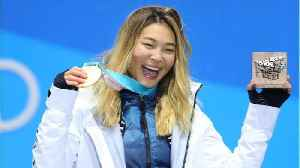 News video: Chloe Kim found out she's going to be on a Corn Flakes box, and her reaction was priceless
