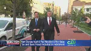 News video: New Charges Against Paul Manafort & Rick Gates