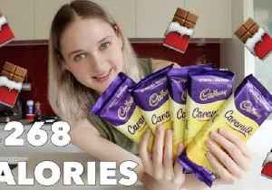 News video: Extreme Eater Consumes Five Chocolate Bars