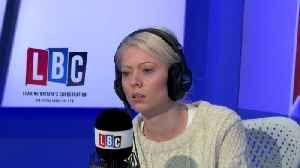 "News video: Black Caller Tells Jo Marney: ""You Sound Like A White Supremacist"""