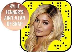 News video: Kylie Jenner tweet strips Snapchat of $1.3 billion
