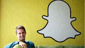 News video: Snap CEO Evan Spiegel May Have Been The Highest Paid CEO Of 2017