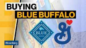 News video: General Mills to Buy Blue Buffalo