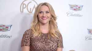 "News video: Reese Witherspoon Says Wrinkle in Time Is Like ""Wizard of Oz"""