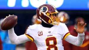 News video: Danny Kannell: 'Kirk Cousins can be the next Drew Brees'