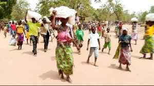 News video: Central African Republic: Half the population needs aid