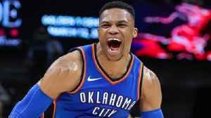 News video: Skip Bayless reveals why Westbrook's Thunder is a bigger threat than Houston to dethrone the Warriors