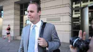 News video: Rick Gates Expected to Plead Guilty in Plea Agreement