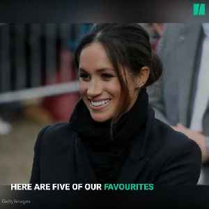 News video: All The Times Meghan Markle Had Flawless Taste In Coats