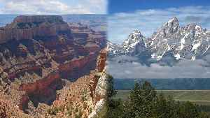 News video: When Two 'Grand' National Parks Opened