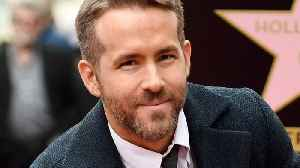 News video: Ryan Reynolds just sent the hands-down funniest tweet of the year to Canada's Olympic skaters