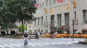 News video: The Waldorf Astoria Is Now Controlled by China