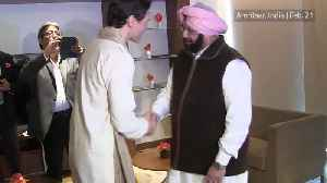 News video: Trudeau on criticism of his traditional wardrobe choices in India
