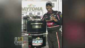 News video: Baltimore Native Is First African American On Pit Crew To Win Daytona 500