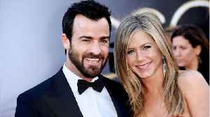 "News video: Jen Aniston Gave Justin Theroux ""Space"" In New York"
