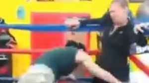 News video: Ronda Rousey Looks Impressive in WWE Training Footage