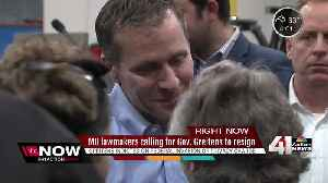 News video: Republican lawmakers call for Greitens to resign