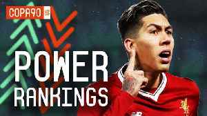 News video: Is Firmino The Most Underrated Player In The Champions League? | COPA90 Power Rankings