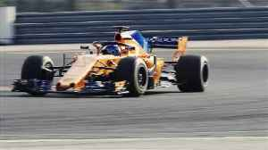 News video: Alonso hopes new car can help McLaren mount championship bid