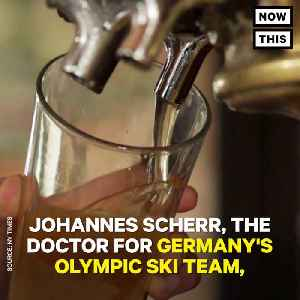 News video: Non-Alcoholic Beer Is Germany's Olympic Secret Weapon