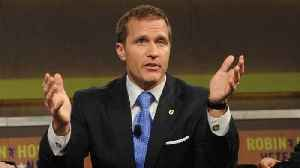 News video: Eric Greitens Resigns From Republican Governors Association