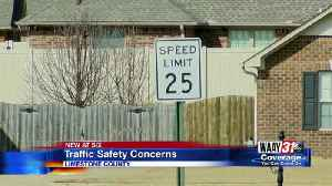 News video: Speeding in Limestone Co. Subdivision