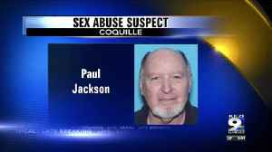 News video: Police searching for Coquille man charged with sex abuse