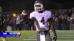 News video: Steve Campbell high on Tony Brown
