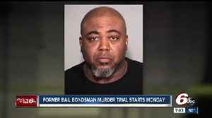 News video: Former bail bondsman accused of killing two Indianapolis teens is scheduled to go to trial Monday