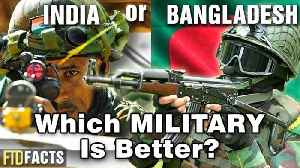 News video: INDIA or BANGLADESH - Which Military Is Better?