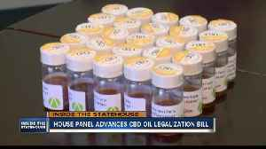 News video: Idaho House panel advances CBD oil legalization bill