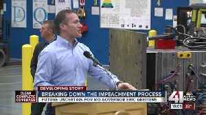 News video: Breaking down the impeachment process