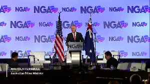 News video: TPP is open to 'U.S. return in the future': Australian PM