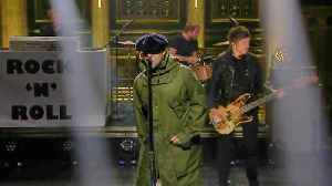 News video: Liam Gallagher: Come Back to Me