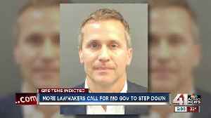 News video: Republican lawmakers call for Greitens to resign amid indictment