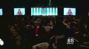 News video: Watermark Conference For Women In San Jose Comes Amid #MeToo Movement