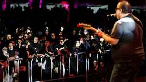 News video: Saudi Arabia Hosts First Jazz Festival