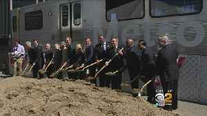 News video: LA Metro Breaks Ground On Section 2 Of Purple Line Extension
