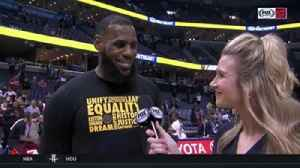 News video: LeBron: 'Fast-tracking' Cavs aren't short-cutting the process