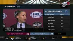 News video: Ty Lue on what the new guys bring to the Cavs