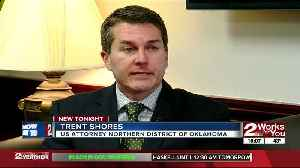News video: Strong message from authorities about social media threats